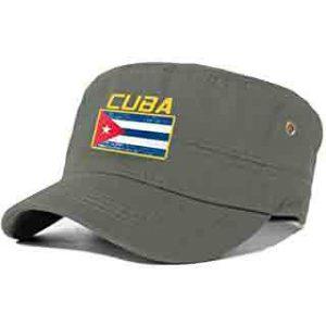 gorra bandera cuba