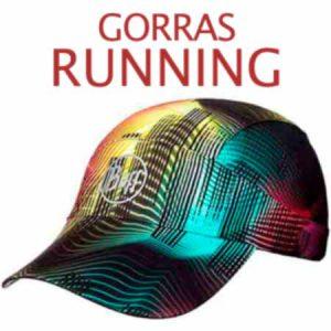 Gorras para running